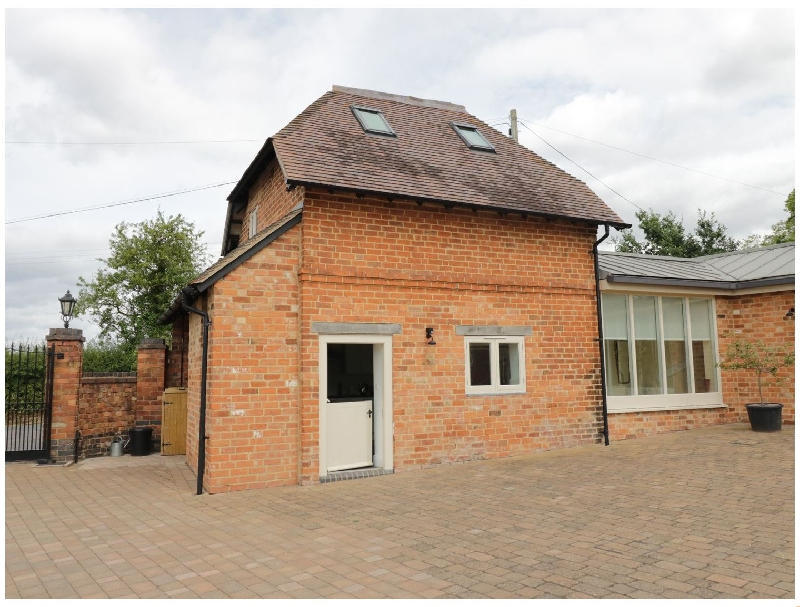 The Perry Shed a british holiday cottage for 2 in ,