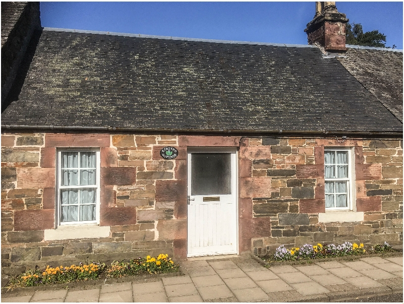 Kintyre Cottage a british holiday cottage for 2 in ,