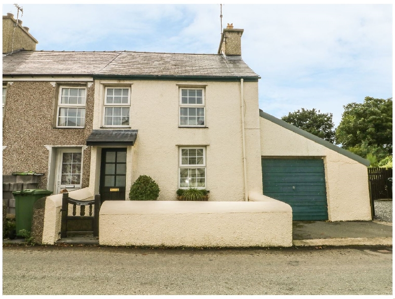 Glascoed a british holiday cottage for 4 in ,