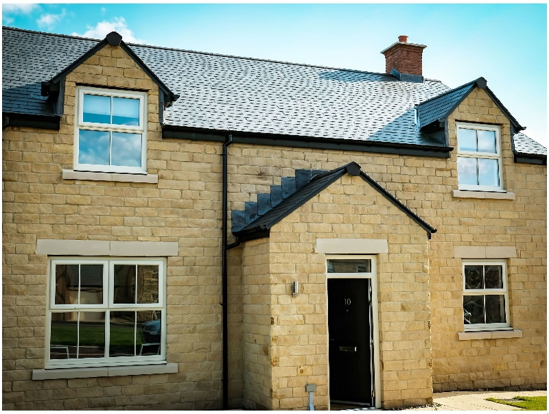 Oystercatcher a british holiday cottage for 8 in ,