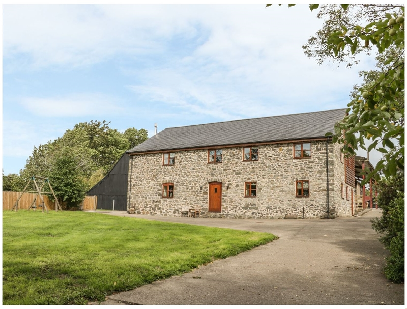 The Talant a british holiday cottage for 8 in ,