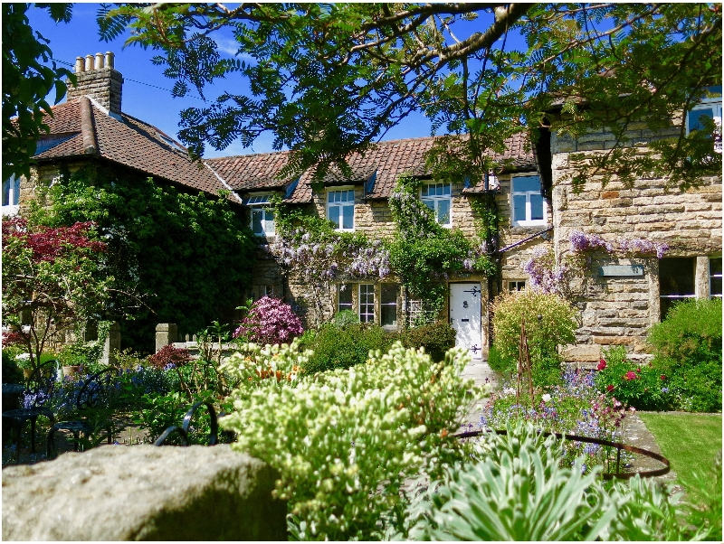 Teviot Cottage a british holiday cottage for 4 in ,