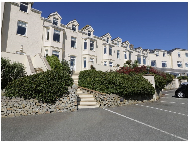 Trearddur Views a british holiday cottage for 7 in ,