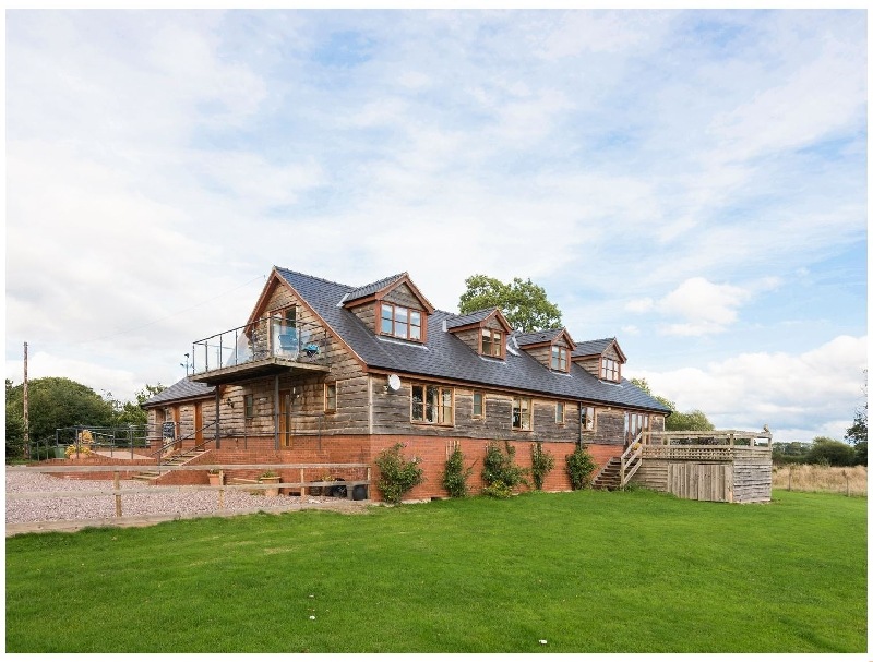 Big Bear Lodge a british holiday cottage for 7 in ,
