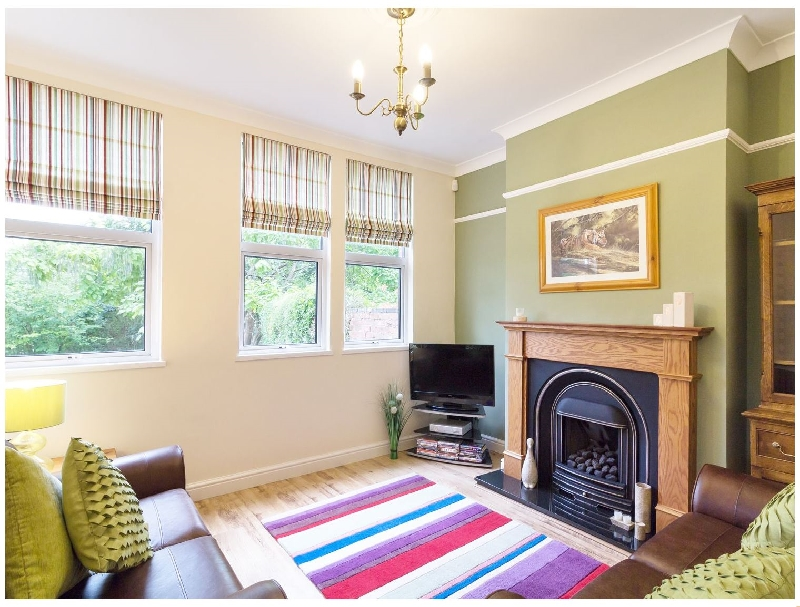 The Elms a british holiday cottage for 6 in ,