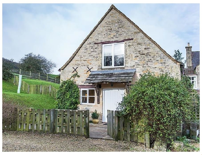 Hay Barn Cottage a british holiday cottage for 6 in ,