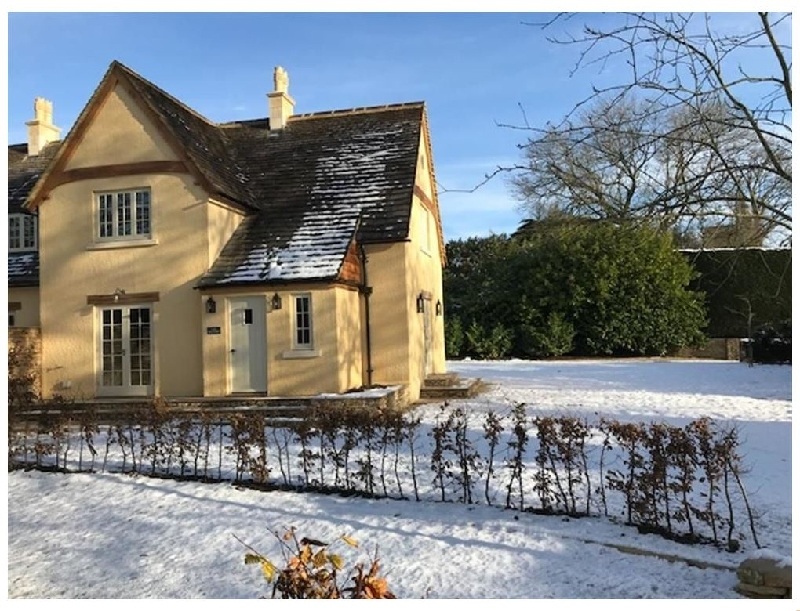 The Rectory a british holiday cottage for 4 in ,