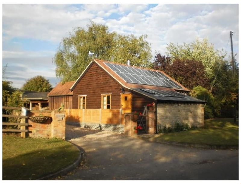 Robbie's Barn a british holiday cottage for 4 in ,