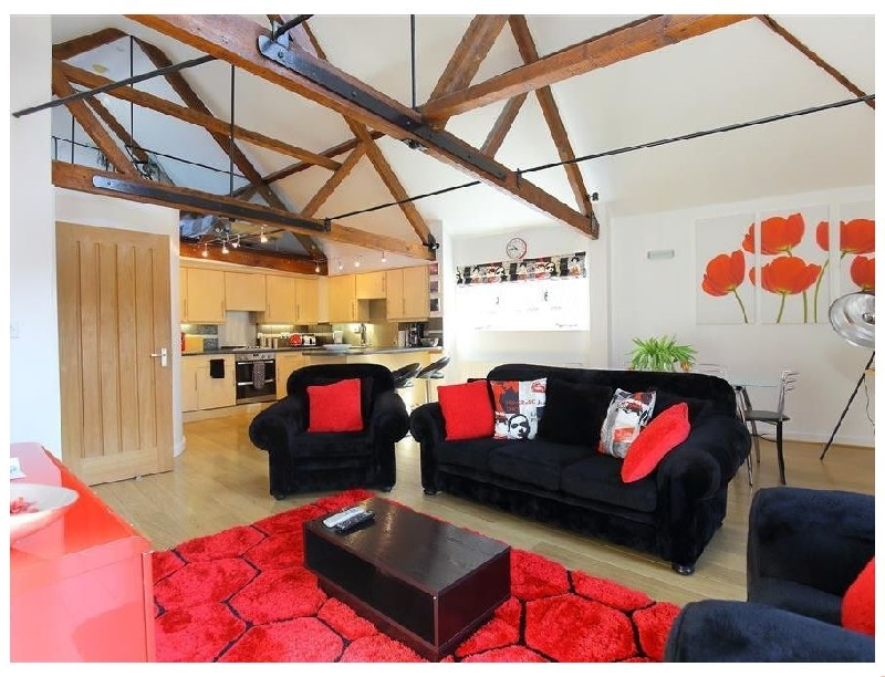 The Brown Street Apartment a british holiday cottage for 6 in ,