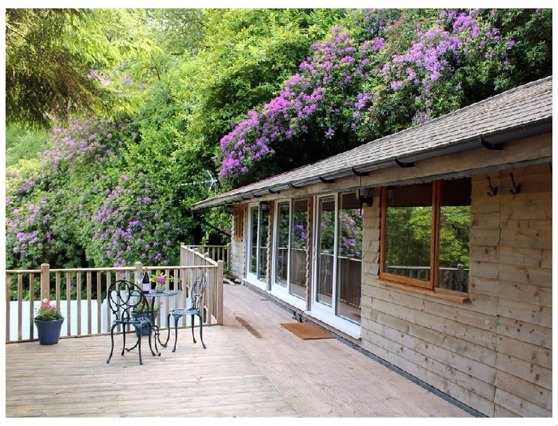 Treetops a british holiday cottage for 2 in ,