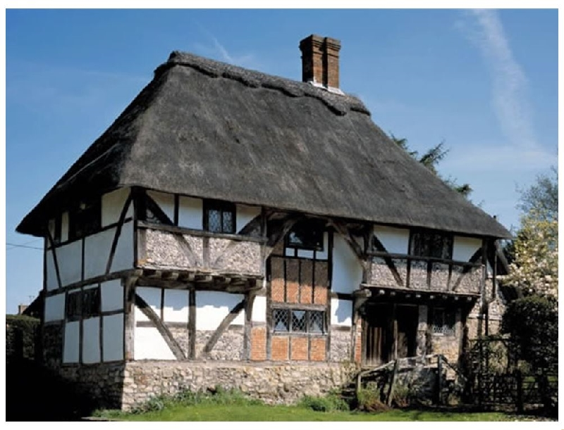 The Yeoman's House a british holiday cottage for 6 in ,