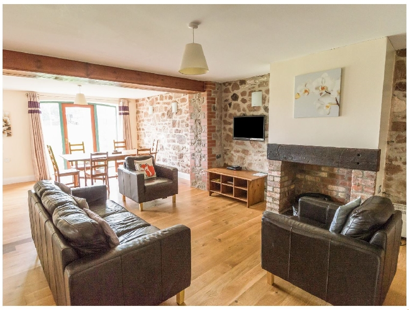 Middleholm a british holiday cottage for 6 in ,