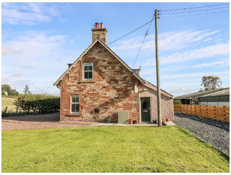 Bonjedward Mill Farm Cottage a british holiday cottage for 6 in ,