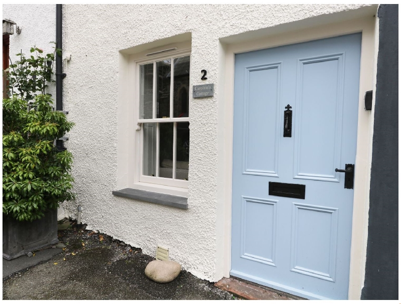 Caroline's Cottage a british holiday cottage for 5 in ,