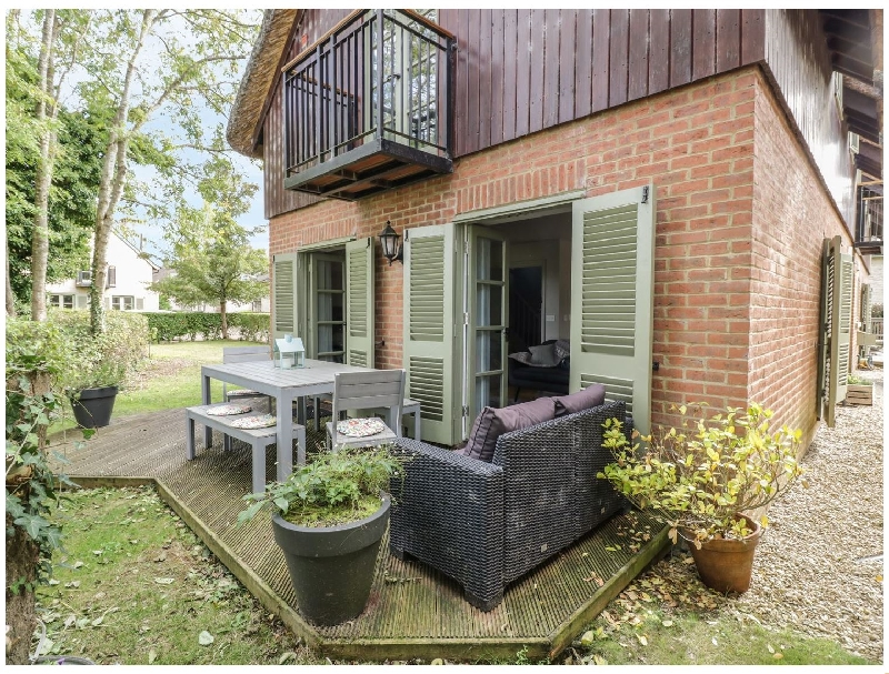 Carp's Rise a british holiday cottage for 6 in ,