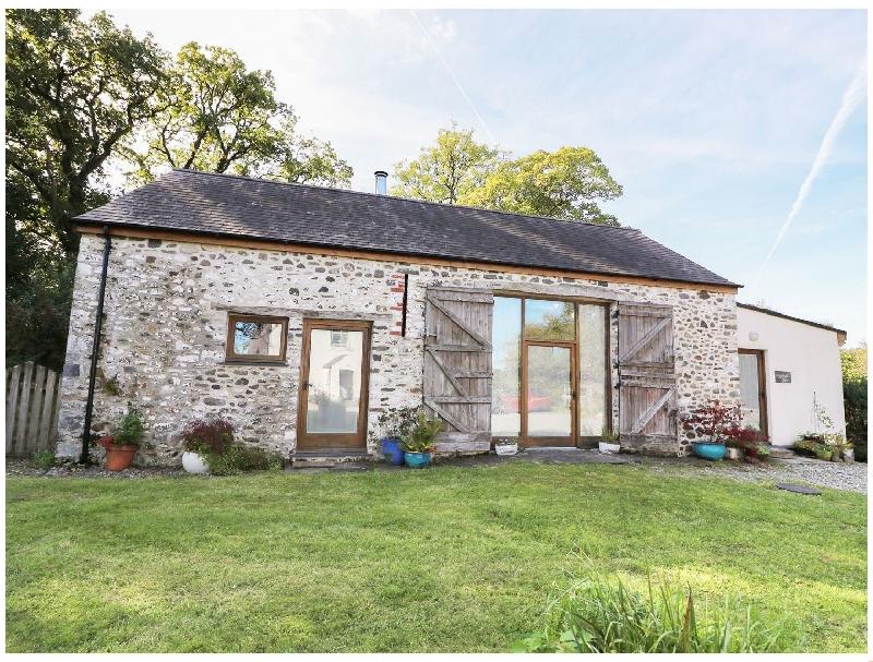 Llwynbwch Barn a british holiday cottage for 4 in ,