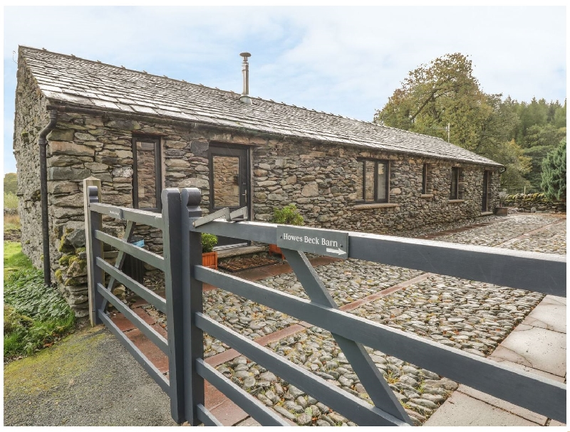 Click here for more about Howes Beck Cottage