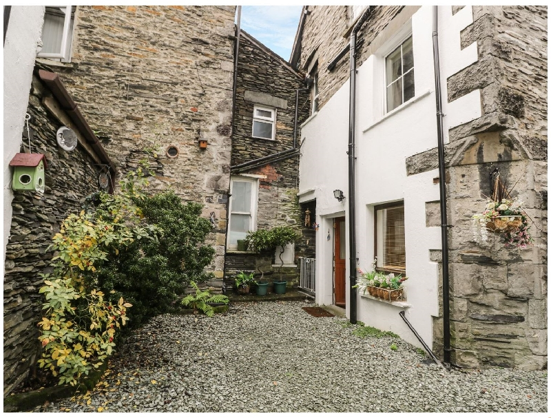 Click here for more about Granary Nook