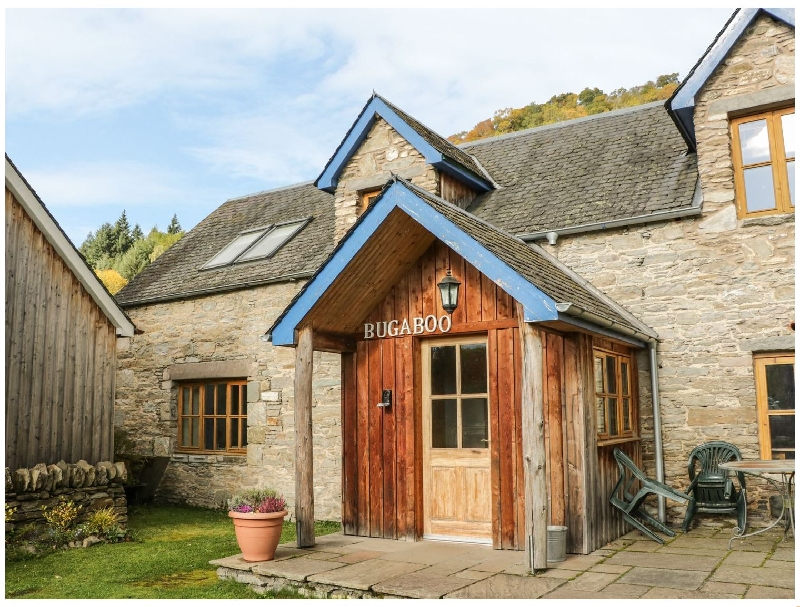 Bugaboo Cottage a british holiday cottage for 7 in ,