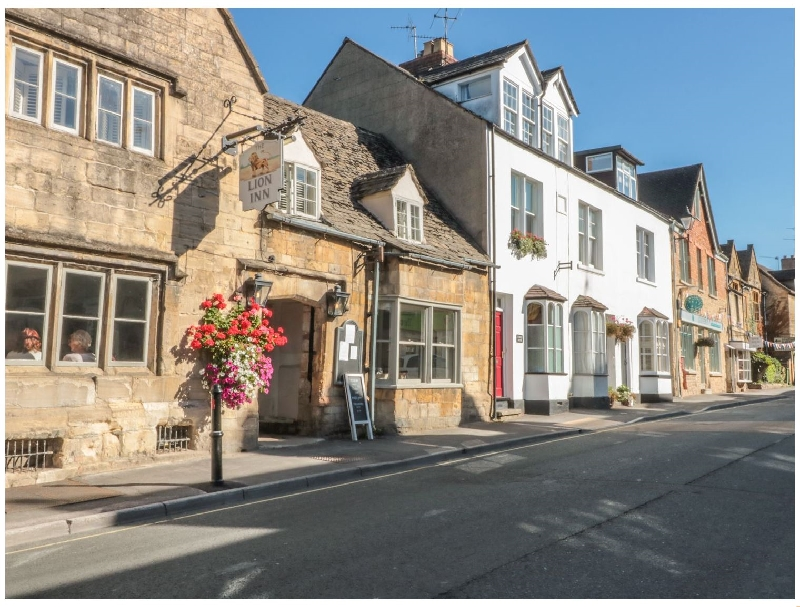 Postmaster's Lodging a british holiday cottage for 6 in ,