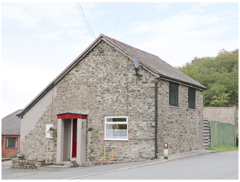 The Hayloft a british holiday cottage for 2 in ,