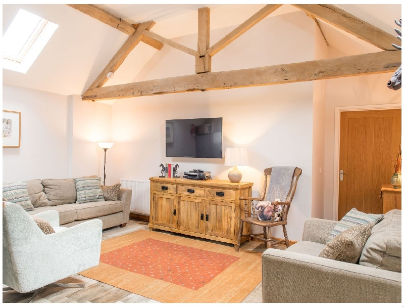 The Haughmond a british holiday cottage for 6 in ,