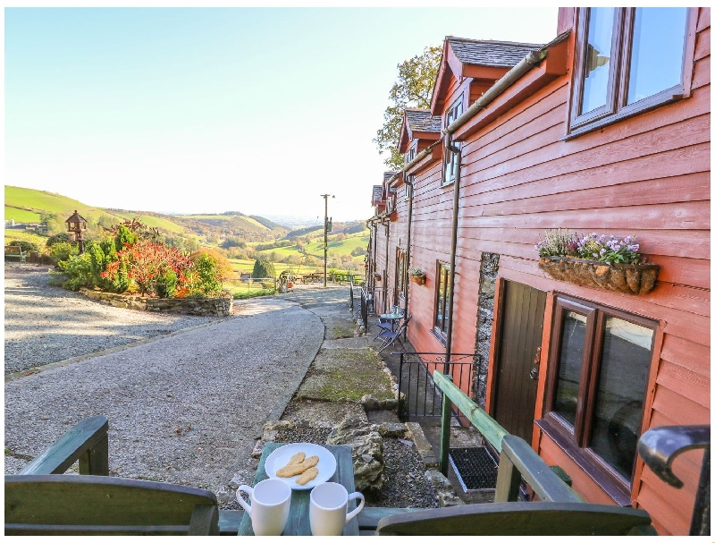Oak Cottage a british holiday cottage for 2 in ,