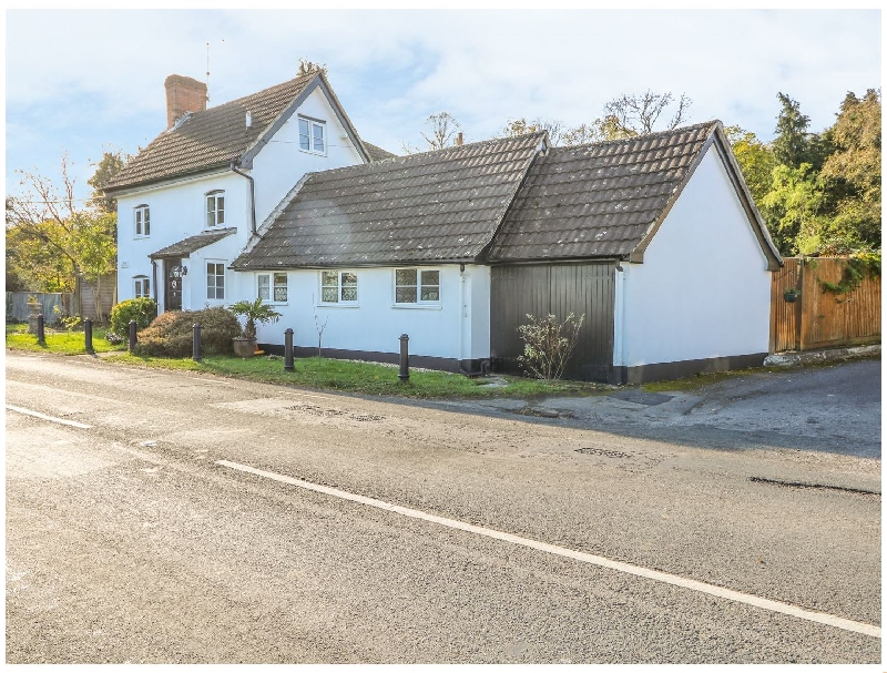 Wharf Cottage a british holiday cottage for 7 in ,