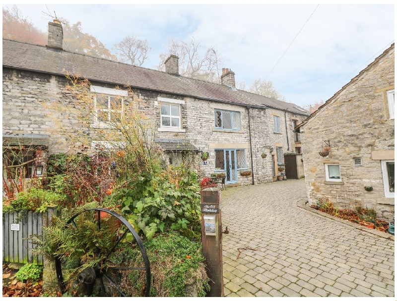 Laburnum Cottage a british holiday cottage for 4 in ,