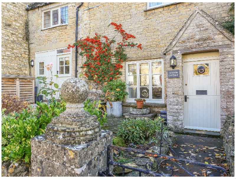 Lynton Cottage a british holiday cottage for 7 in ,