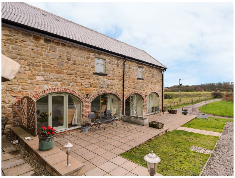 Granary Barn a british holiday cottage for 4 in ,