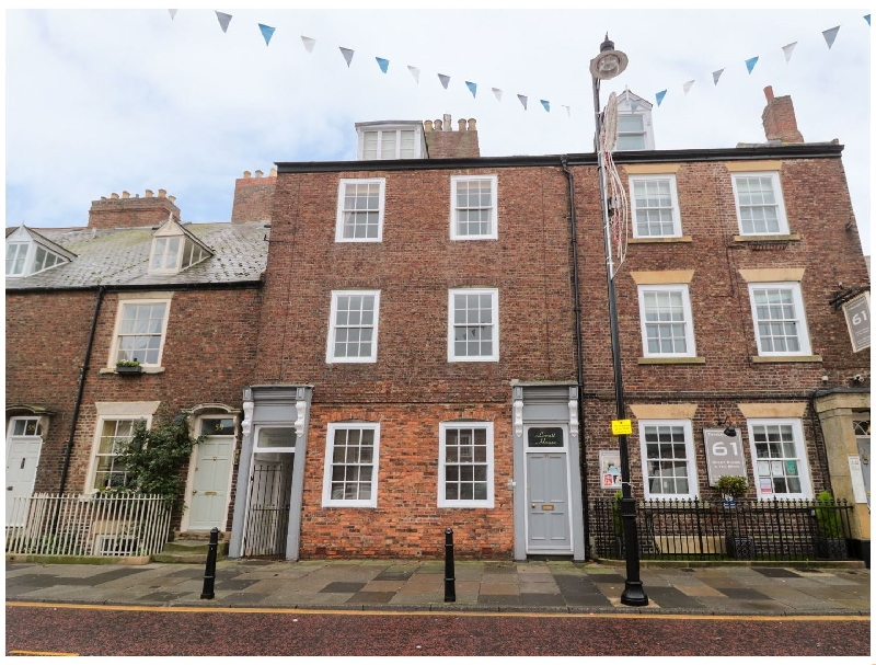 Lovatt House Apartment Tynemouth a british holiday cottage for 4 in ,