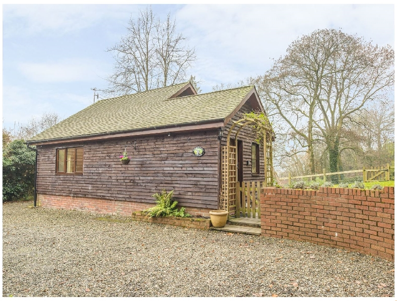 Woodpeckers Cottage a british holiday cottage for 2 in ,