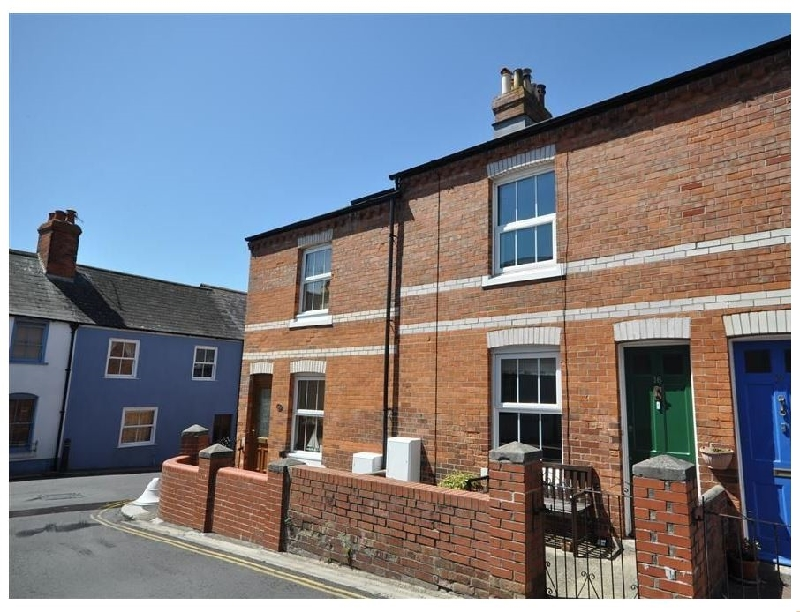 Old Brewers Cottage a british holiday cottage for 3 in ,
