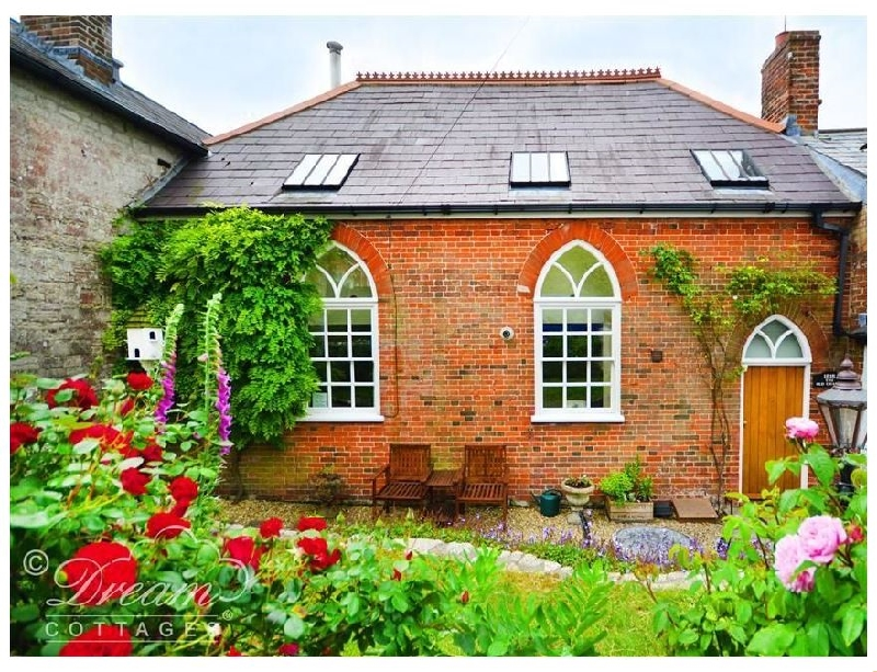 The Old Chapel a british holiday cottage for 4 in ,