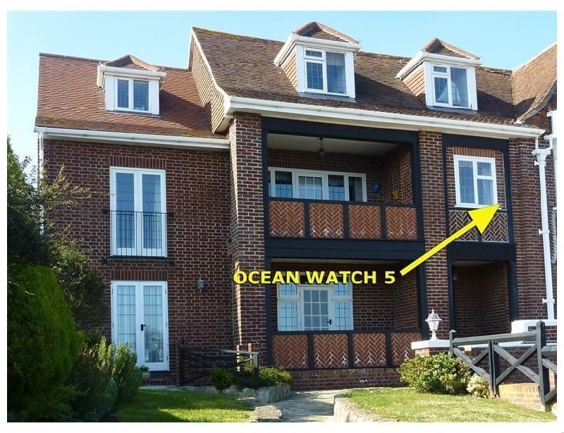 Ocean Watch 5 a british holiday cottage for 5 in ,