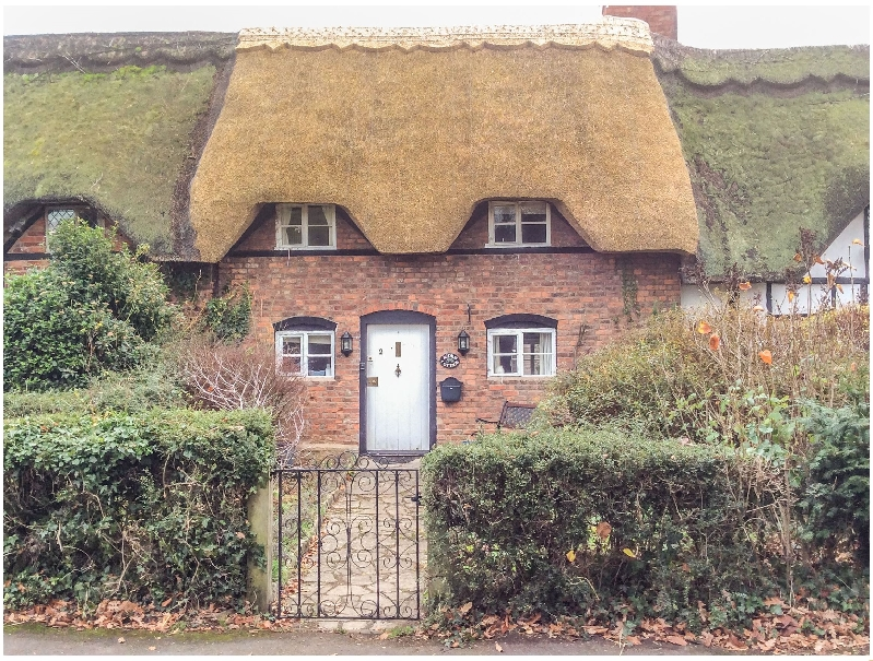 Acorn Cottage a british holiday cottage for 4 in ,