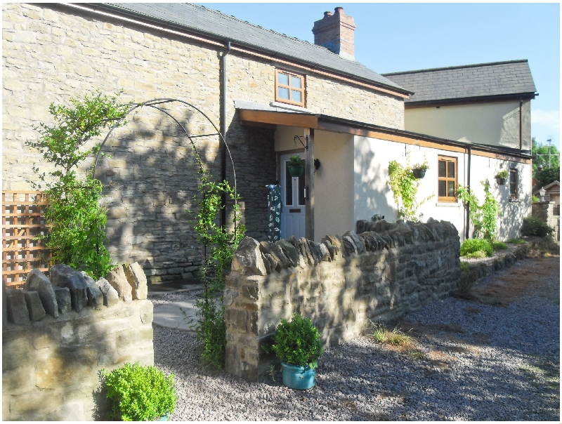 Lilly Cottage a british holiday cottage for 2 in ,