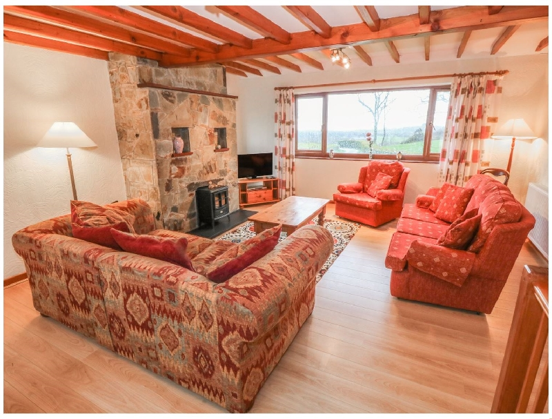 Penmaen Bach a british holiday cottage for 6 in ,