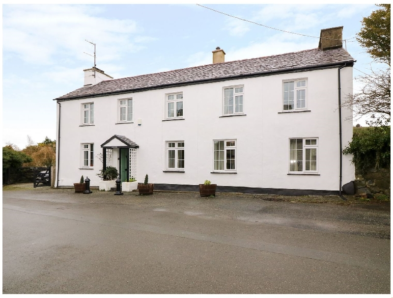 Bryn Aber a british holiday cottage for 7 in ,