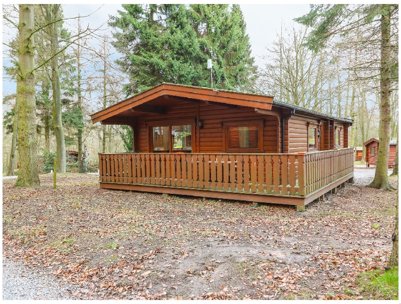 45 The Woods a british holiday cottage for 4 in ,