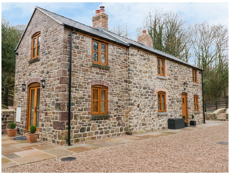 Quarry House a british holiday cottage for 4 in ,