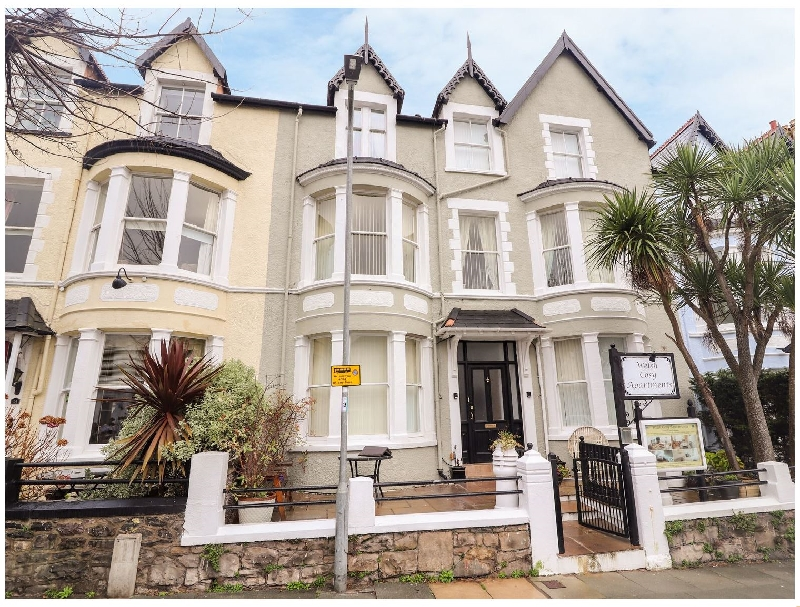 Flat 5 a british holiday cottage for 2 in ,