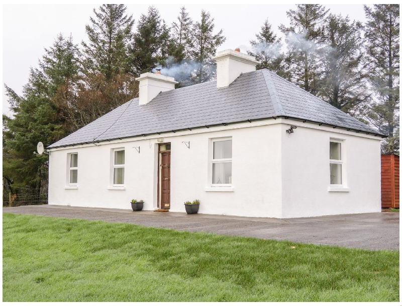 Nephin Beg Cottage a british holiday cottage for 4 in ,