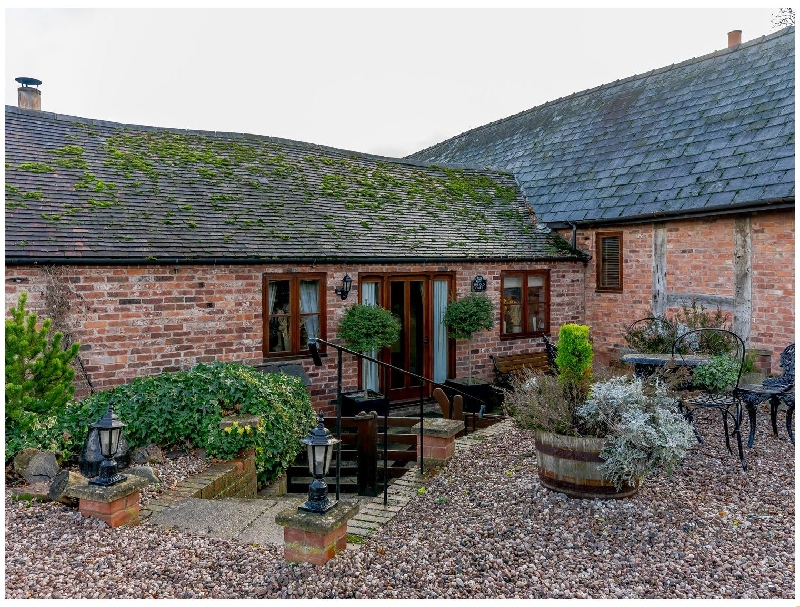 The Old Dairy a british holiday cottage for 4 in ,