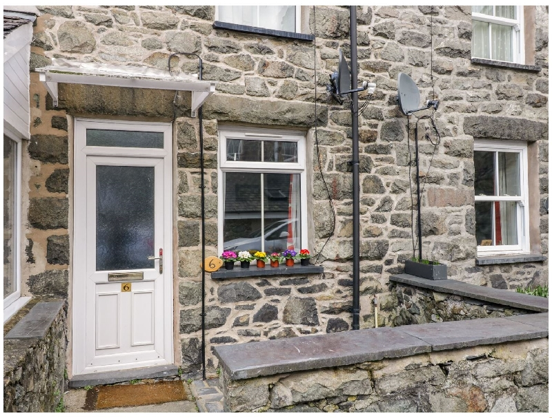 6 Smithfield Lane a british holiday cottage for 4 in ,