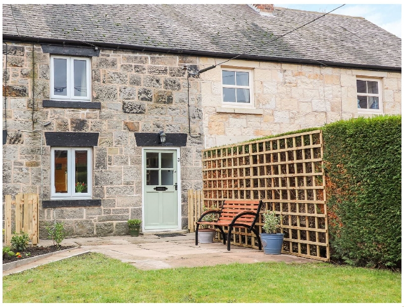 Carreg Cottage a british holiday cottage for 2 in ,