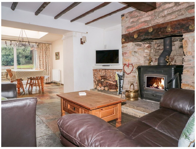 Twixt Cottage a british holiday cottage for 4 in ,