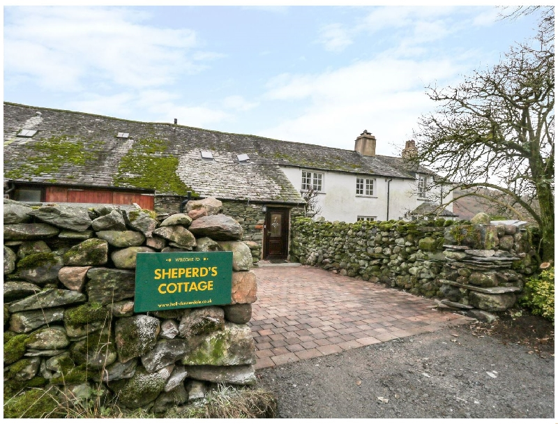 Click here for more about Shepherd's Cottage