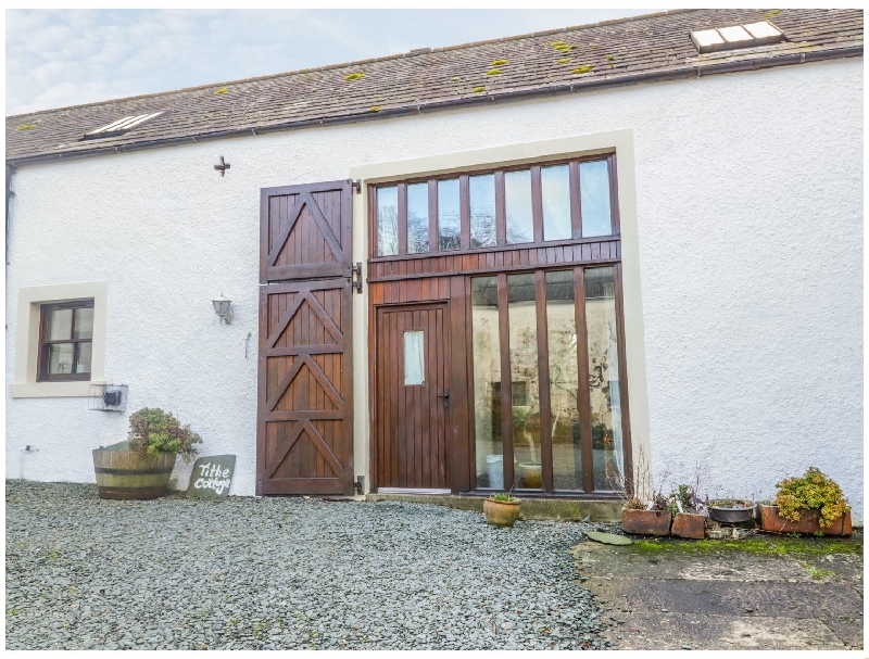 Click here for more about Tithe Cottage
